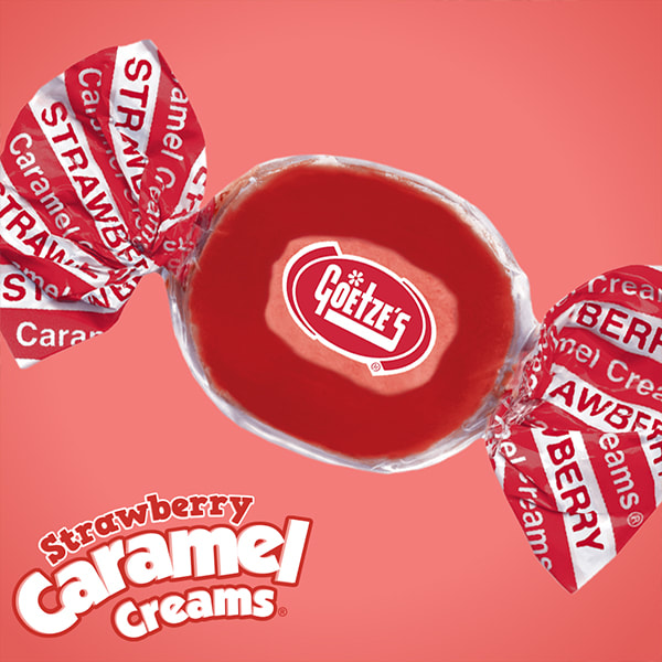 Strawberry Caramel Creams Flavor